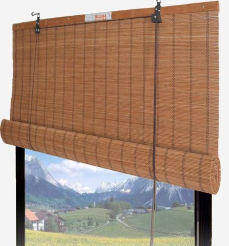 Roll Up Blinds : Bamboo blinds store